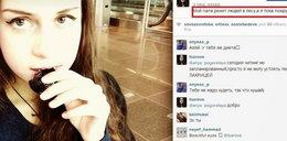 Co za skur...! Córka ukraińskiego kacyka szokuje w sieci!