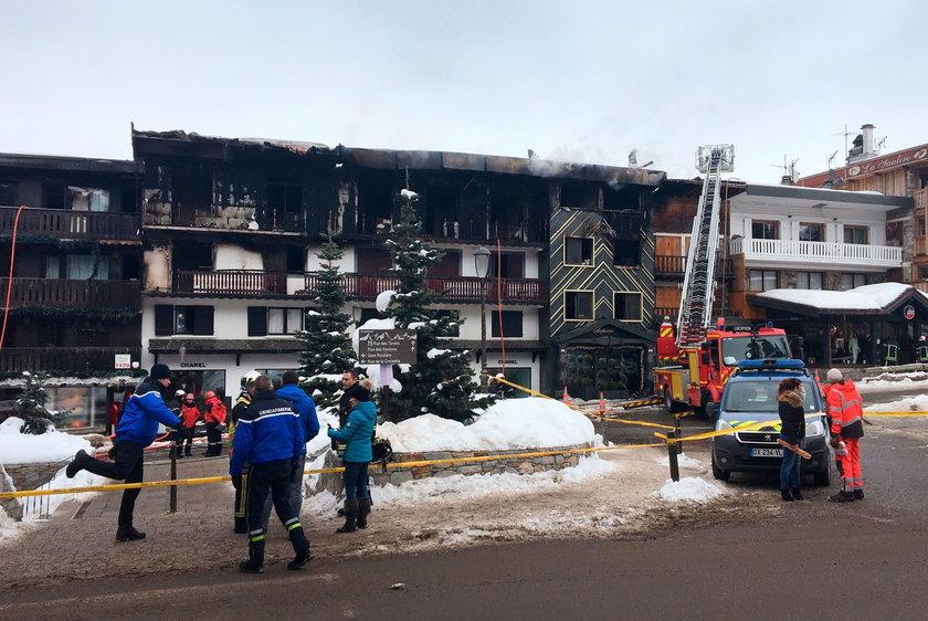 Tragedia w ośrodku narciarskim w Alpach. Nie żyją dwie osoby, co najmniej 22 są ranne