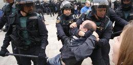 Brutalne interwencje policji nie przeszkodziły. Katalonia wybrała