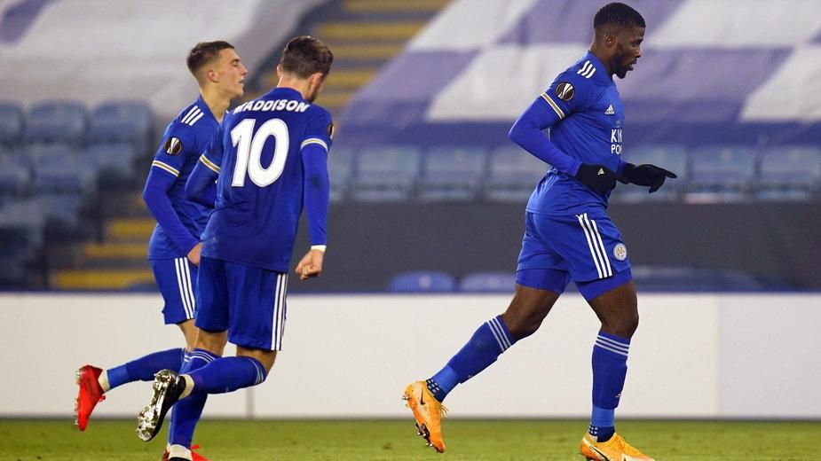 Leicester City - Sporting Braga