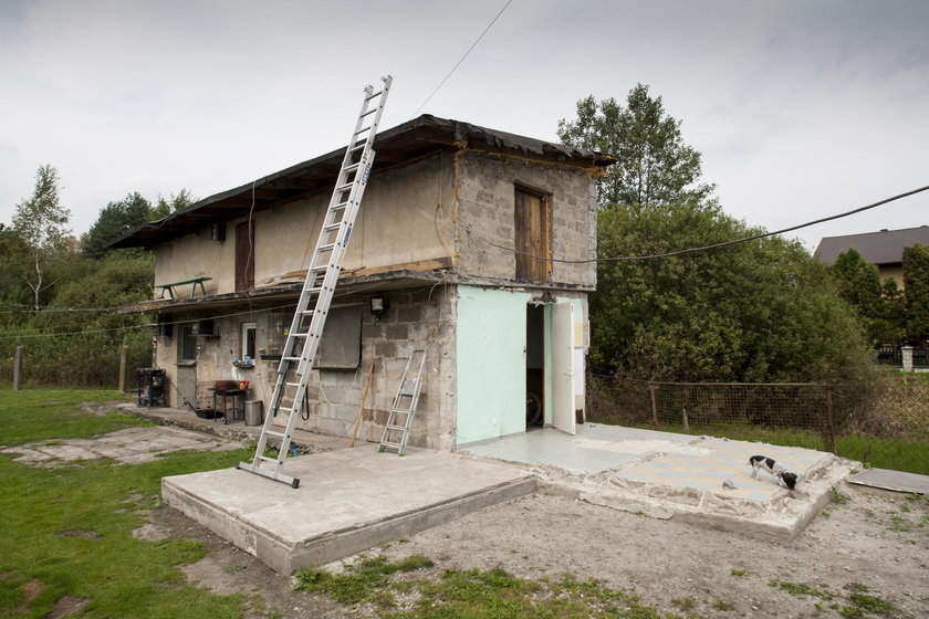 Bogacz buduje, biedny musi zburzyć