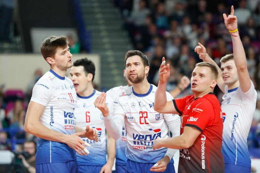 Dziś (4 grudnia) zespół VERVY zadebiutuje w Lidze Mistrzów.