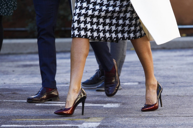 Savršene cipele za pepito desen