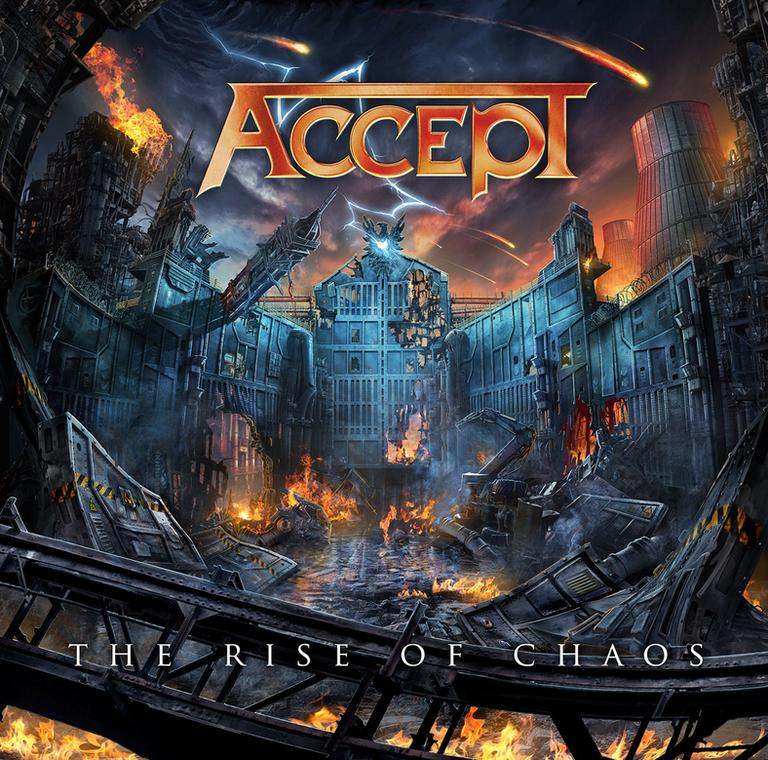 "ACCEPT – ""The Rise Of Chaos"""