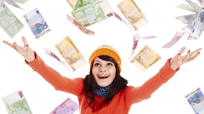 Im wyższy poziom szczęścia za młodu, tym okazalsze przychody w późniejszym życiu.