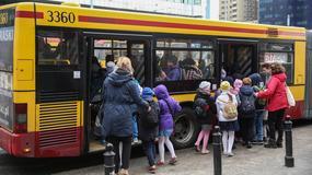 Warszawa: od września bezpłatna komunikacja miejska dla uczniów podstawówek i gimnazjów