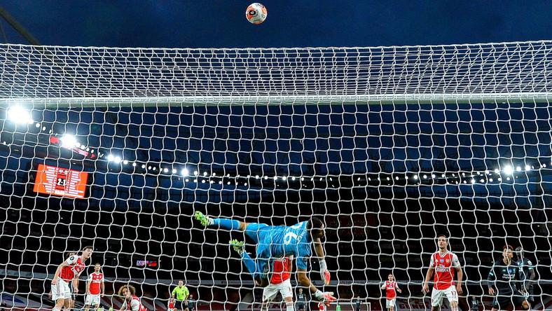 Liverpool przegrał z Arsenalem
