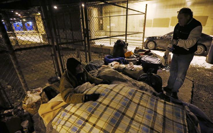 Siromašni Amerikanci sa ulica Čikaga