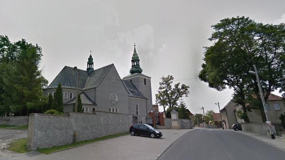 Kościół w Wielowsi