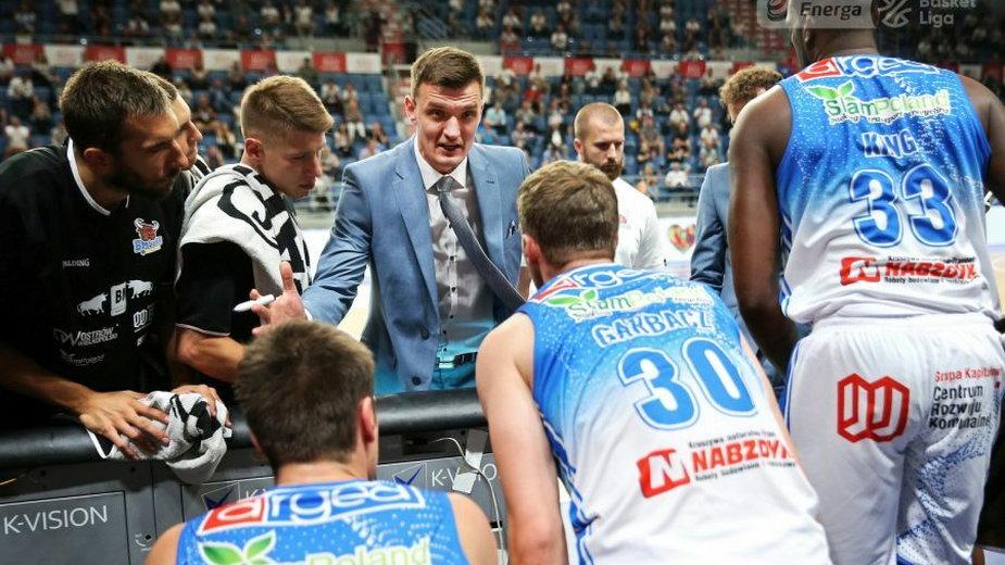Łukasz Majewski i Stal