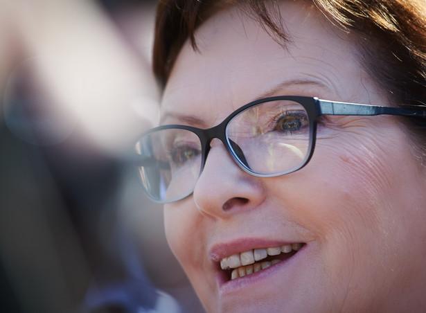 Ewa Kopacz liczy, że program będzie kontynuowany w następnych latach