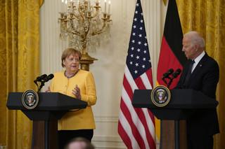 'Prezent pożegnalny dla Putina'. USA i Niemcy osiągnęły porozumienie ws. Nord Stream 2