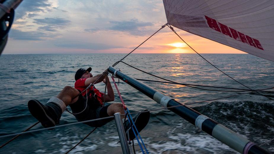 Sailing Poland