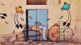 Ar-Rijad, czyli tunezyjska stolica street artu
