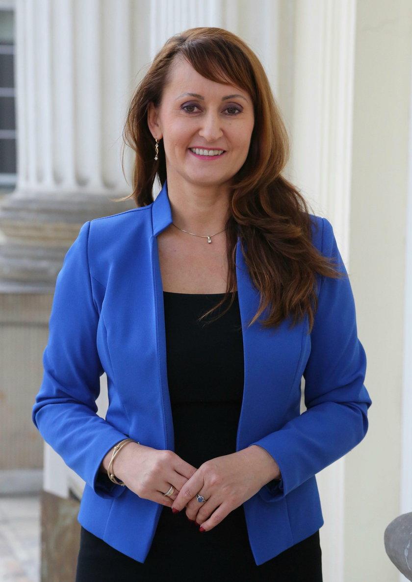 Renata Kaznowska, wiceprezydent Warszawy: