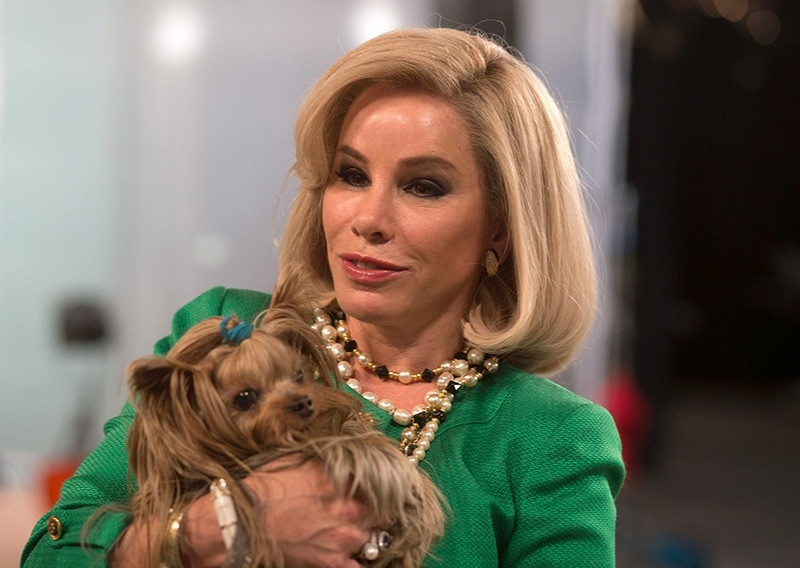 "Melissa Rivers w filmie ""Joy"""