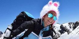 Piękna Polka zdobyła najwyższy szczyt Ameryki