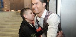 Dawid przeszedł piekło! Zabraliśmy go do Ronaldo!