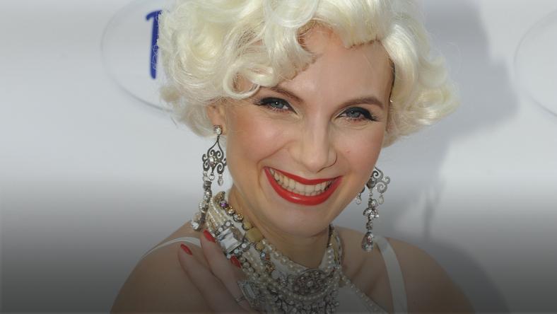 38da4d497e7025 Sylwia Gliwa jak Marilyn Monroe - Moda