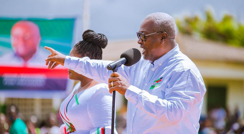 Election 2020: NDC announces free tertiary education 6 days to polls