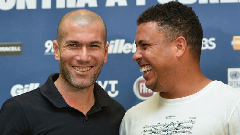 Kelakar Ronaldo yang Tidak Mampu Beli Inter Milan