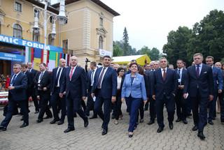 Premierzy V4 i Ukrainy: UE jest wartością, ale wymaga zmian