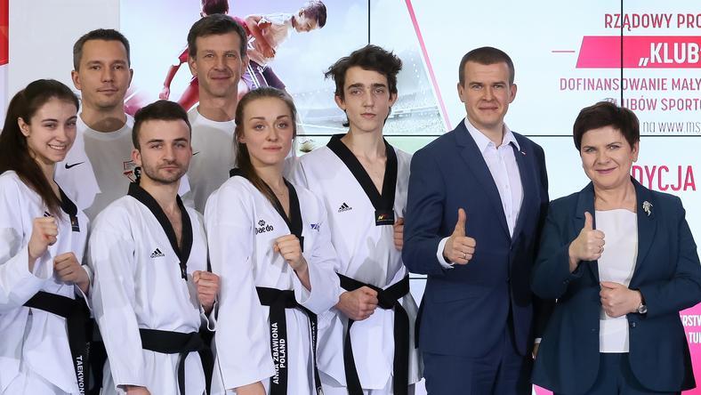 "Inauguracja II edycji programu ""Klub"""