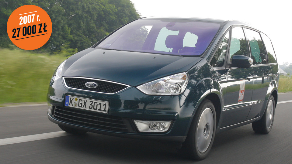 Ford Galaxy II (2006-14)