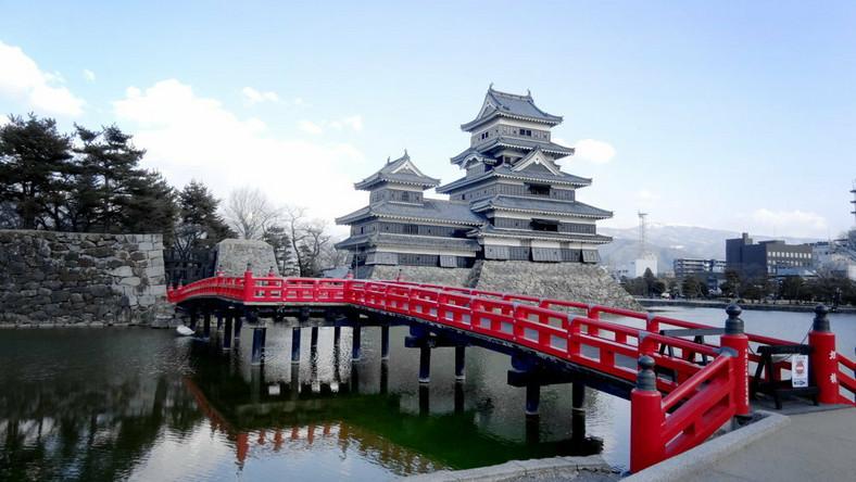 Zobacz najstarszy japoński zamek - Podróże