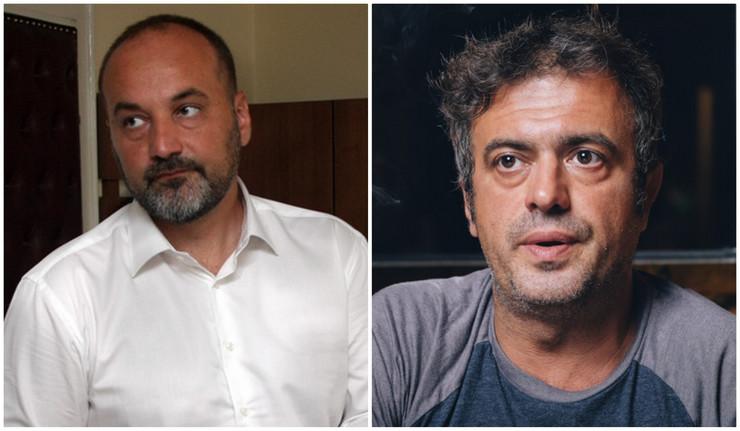 Saša Janković, Sergej Trifunović
