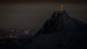 Magiczne zdjęcie jednego z najpopularniejszych polskich szczytów