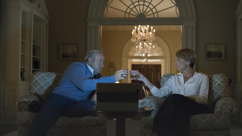 """House of Cards"": kadr z 5. sezonu serialu"