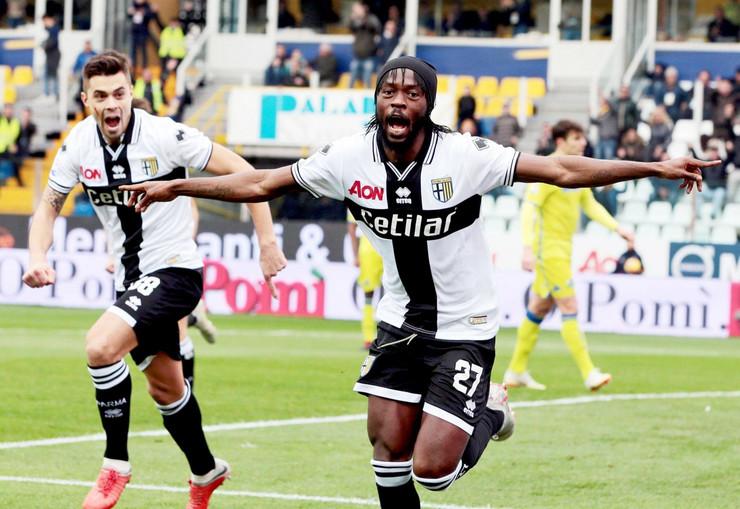 FK Parma, FK Sasuolo