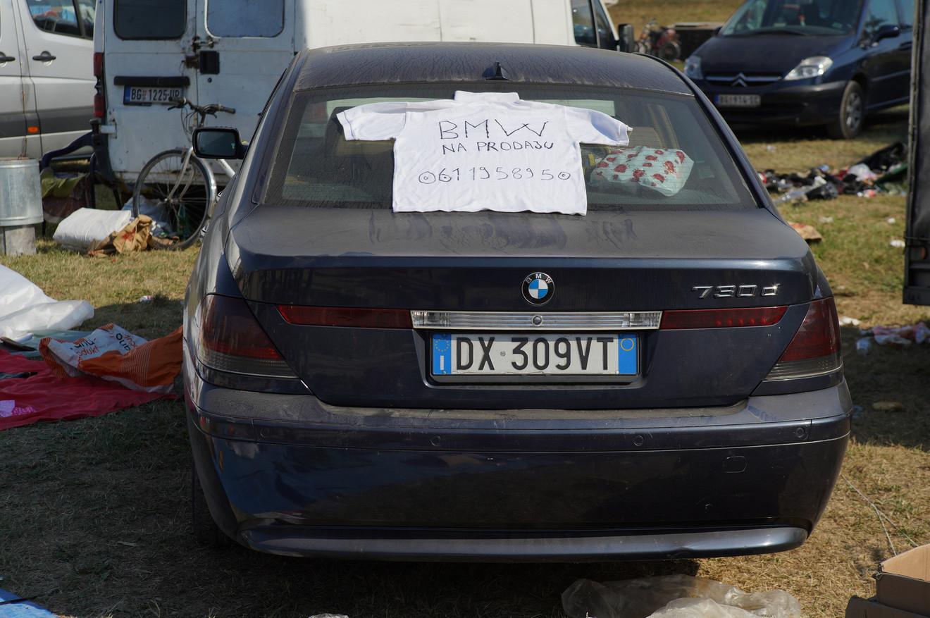 Za početak BMW