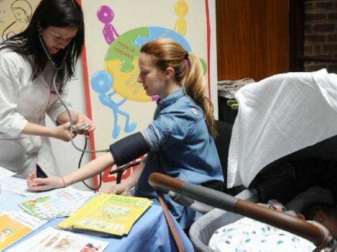 Festival dojenja: Buduće mame, budite super-mame
