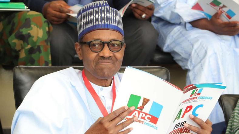 Image result for buhari hd  Buhari Delivers Nationwide Message, Exits Quickly To Daura 0OpktkpTURBXy8yMWNiYjcwNGNhNTQ4YjVkMzExZmYxMTM3NjE2YTgwNS5qcGeSlQMAAM0GQM0DhJMFzQMUzQG8