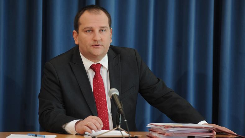 Tomasz Arabski odejdzie z kancelarii premiera?