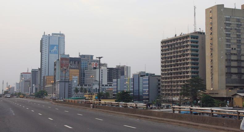 Picture showing Marina CMS where most banks are headquartered