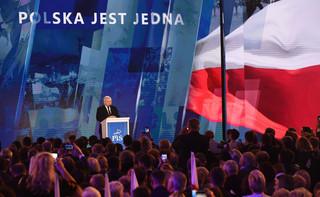 Kaczyński: Musimy być ludźmi bez skazy, partią czystych rąk