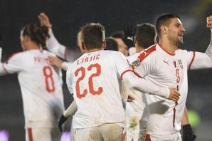 NIKO KAO MITROVIĆ Reprezentativac Srbije najubojitiji strelac Lige nacija, Živković drugi asistent!