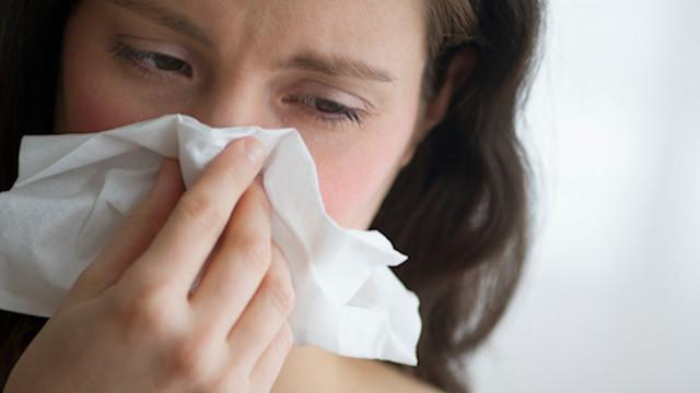 Alergija je nasledna bolest