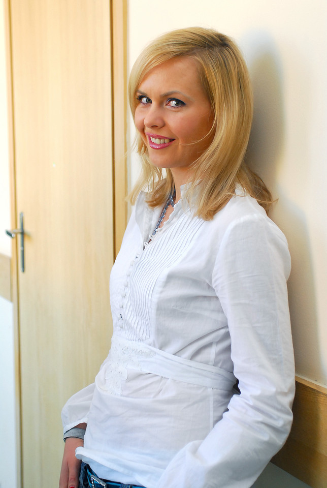 Od Złotopolskich do Przyjaciółek. Magdalena Stużyńska