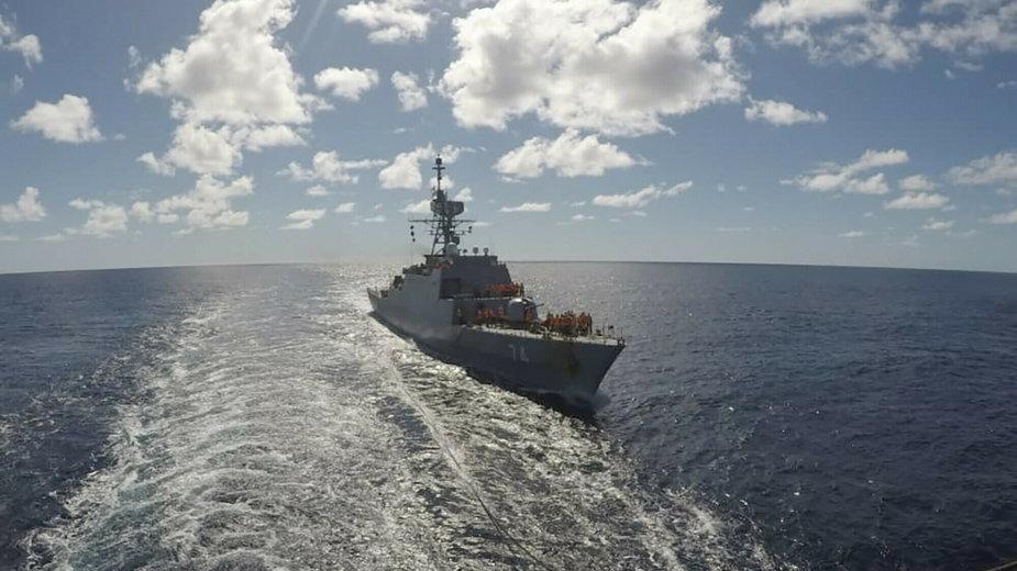 Irański okręt wojenny