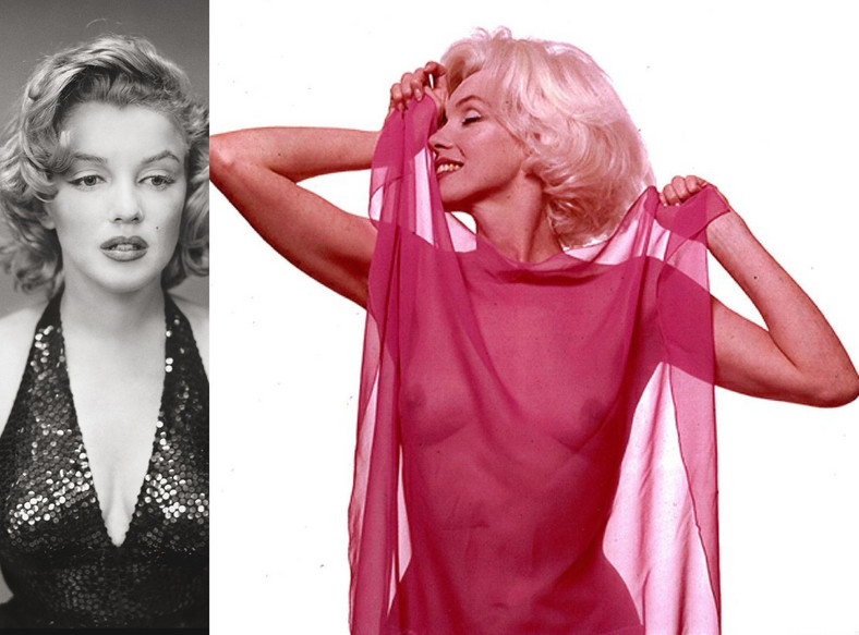 3. Marilyn Monroe