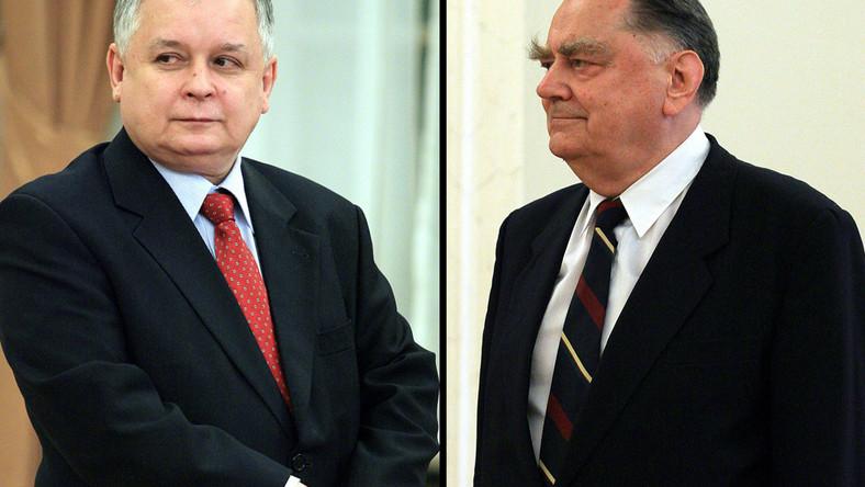 Lech Kaczyński odsunięty od weryfikacji WSI