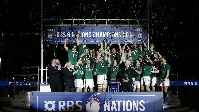 Irlandia zdobyła Puchar Sześciu Narodów