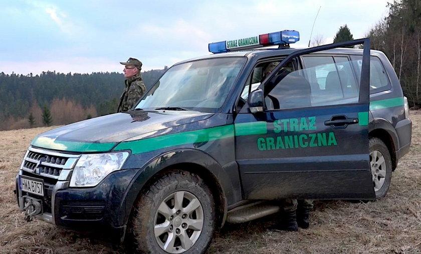 Patrol Staży Granicznej