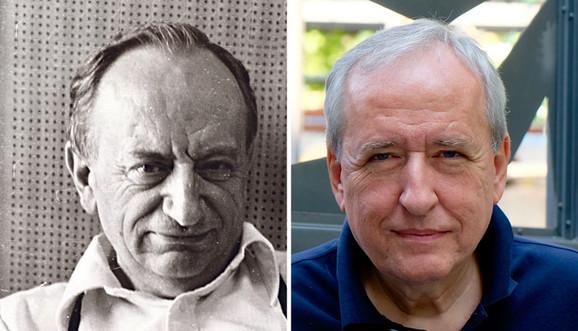 Otac i sin: Duško i Miloš Radović
