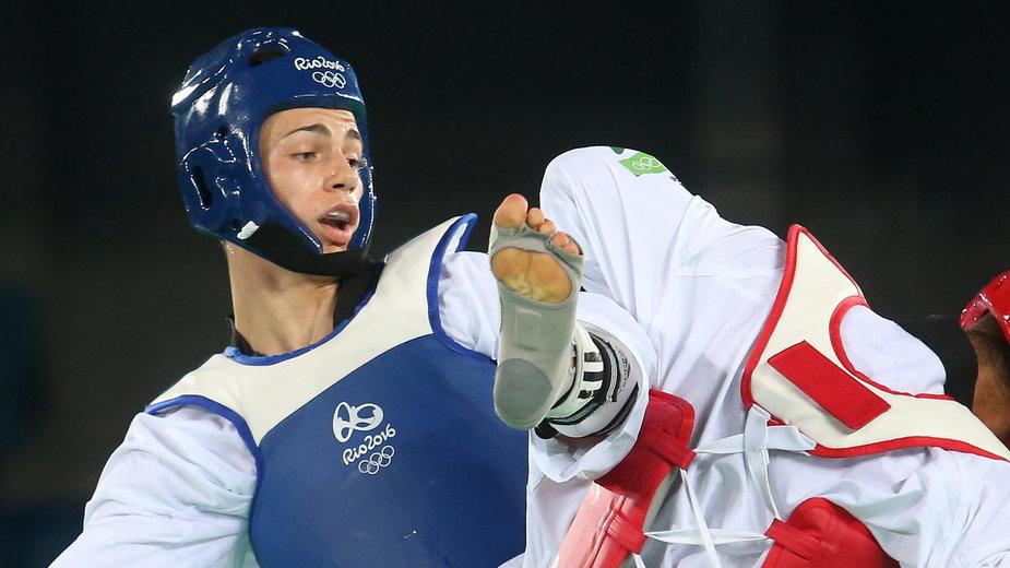 Karol Robak na igrzyskach olimpijskich w Rio de Janeiro