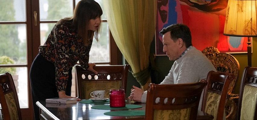 """""""Pierwsza miłość"""". Michał ma dość Grażyny. Czy wyprowadzi się od zazdrosnej kochanki?"""